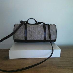 Etienne Aigner Crossbody Barrel Bag